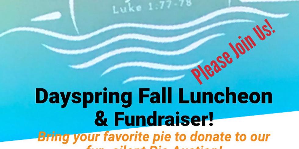 Dayspring Fundraiser & Luncheon