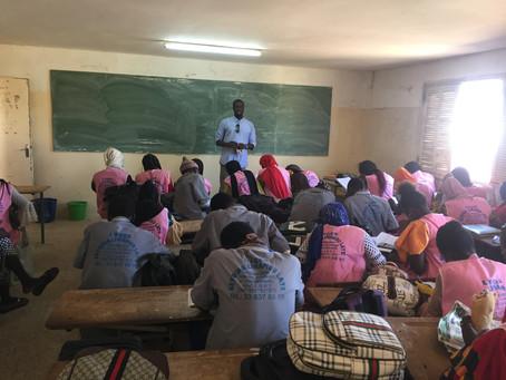 Amici di Giorgio a sostegno di un progetto di ricerca nelle scuole del Senegal