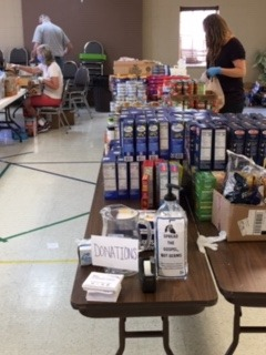 food drive by
