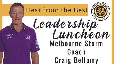Leadership Luncheon