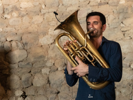 5 QUESTIONS À... ANTHONY CAILLET, SAXHORNISTE