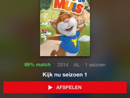 Tip de Muis op Netflix!