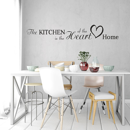 "Стик-постер ""The kitchen"""