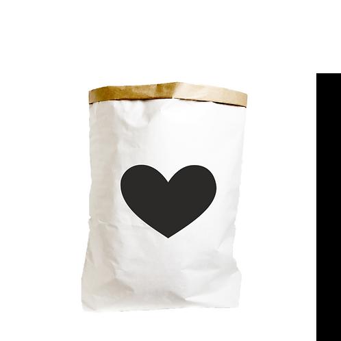 Эко-мешок размера XM (50*50 см) типовой дизайн