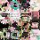 Thumbnail: Карточки для фото девочек до годика