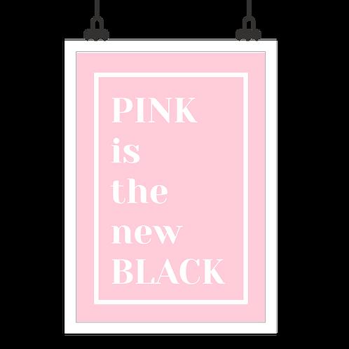 Постер Pink