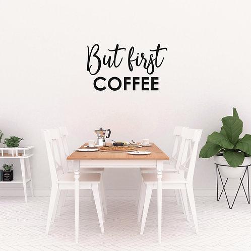 """Стик-постер """"Coffee"""""""