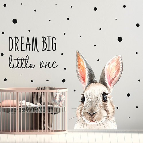 "Стик-постер ""Dream Big"""