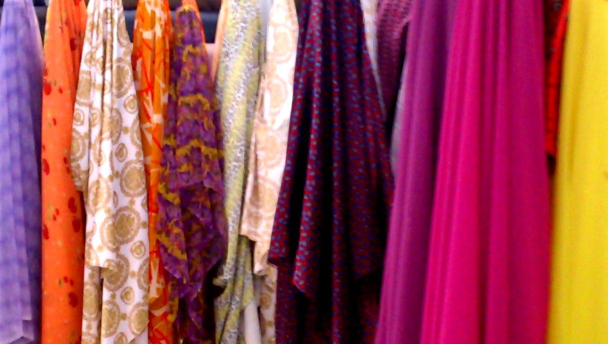 Vestuários em Geral