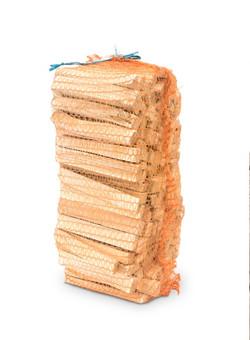Woodbioma kindling sticks