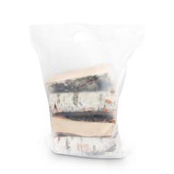 woodbioma firewood plastic bag