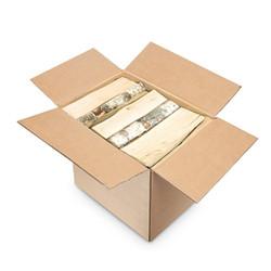 woodbioma firewood cardboard box big