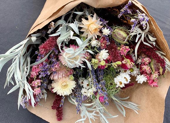 Everlasting bouquet