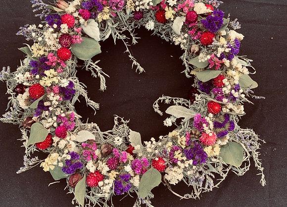 Artemisia Wreath