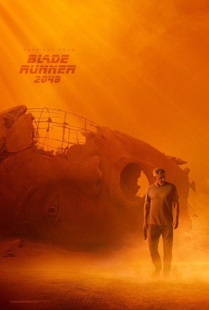 "A Wonderful trailer2 for ""BLADE RUNNER 2049"" is out"