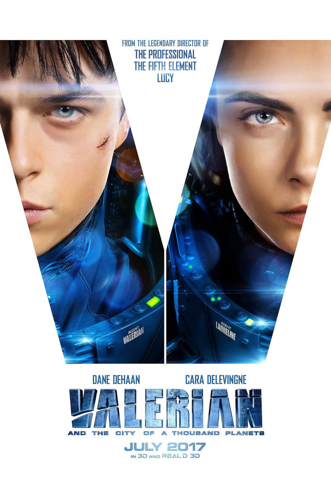 "Valerian and the City of a Thousand Planets | ""See You In Space"" Featurette 