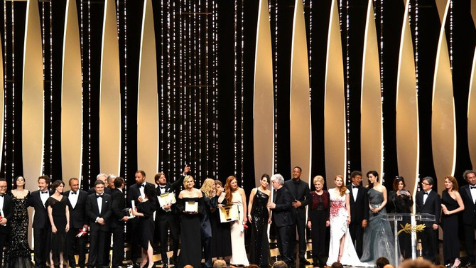 Cannes 2017: full list of winners