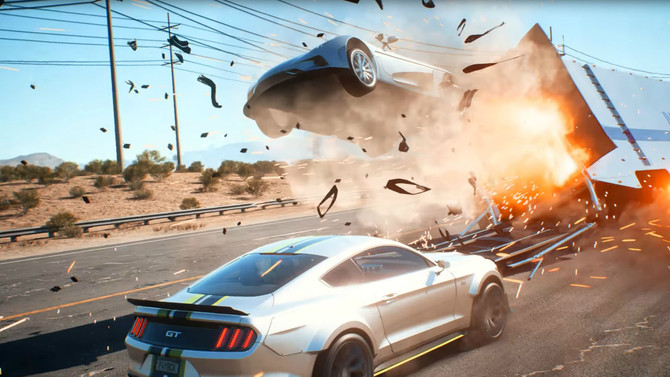 Need For Speed: Payback Gameplay Trailer Shows A Chase From Various Perspectives