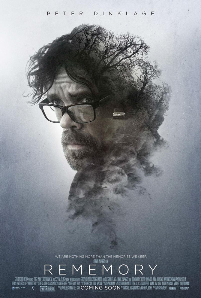 Peter Dinklage Hunts a Killer in the Sci-Fi Mystery : Rememory