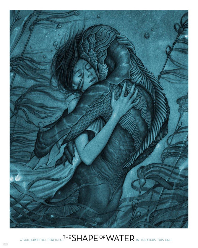 First Trailer for Guillermo Del Toro's Merman Fairy Tale 'The Shape of Water'