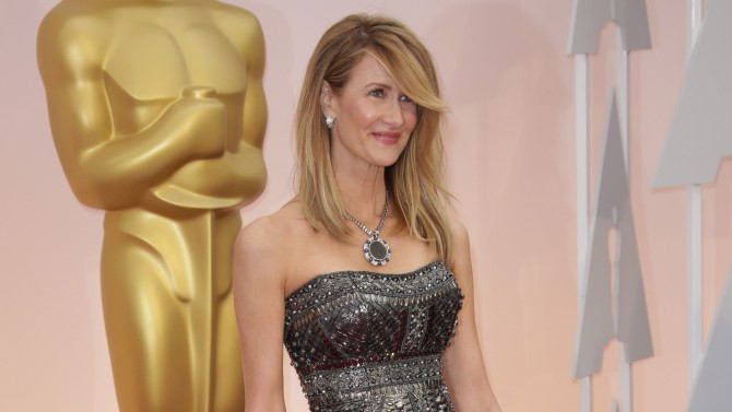 Laura Dern in the Mix for Film Academy President!