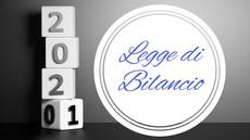 Circolare n. 1 LEGGE DI BILANCIO 2021
