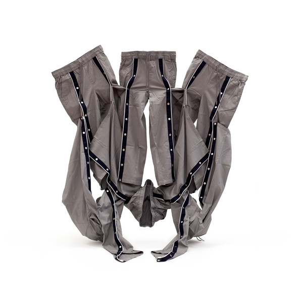 Shopping Sculptures - Relaxed trousers i