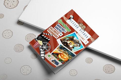 A PARTIR DE 6 ANOS: Eurecookies Vol5 - Goosebumps - 1 X R$ 12,00