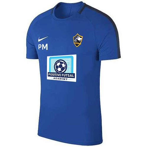 Positive Futsal Academy Coach's Training T-Shirt