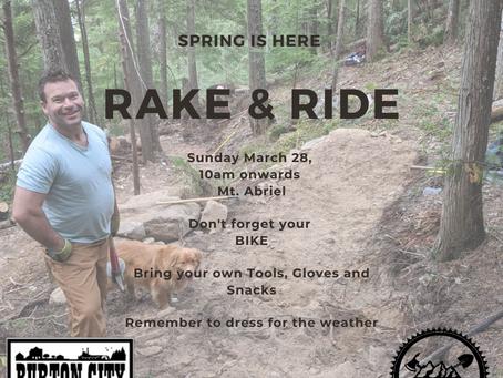 Rake & Ride