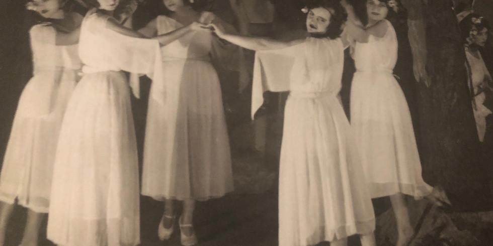The Dancing Web's June Virtual Ritual Dance