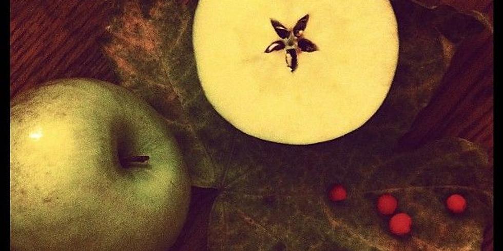 Sacred Plants of Women's Ritual Dances: Basil, Apple, Rose