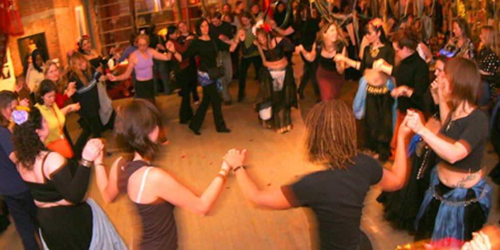Women's Ritual Dance