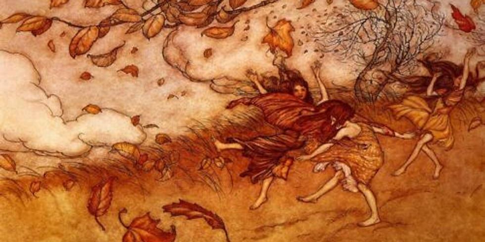 Autumn Equinox Virtual Women's Ritual Dance
