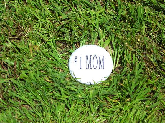 #1 MOM STONE