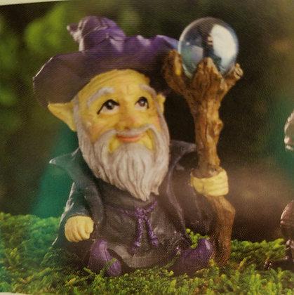 Fiddlehead Fairy WIZARD