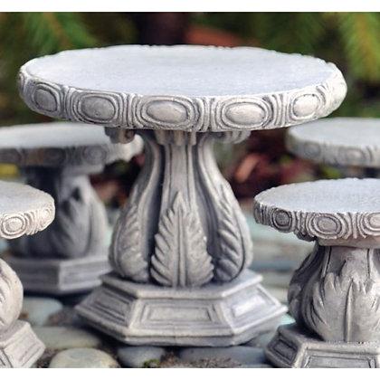 Fiddlehead Fairy STONE TABLE