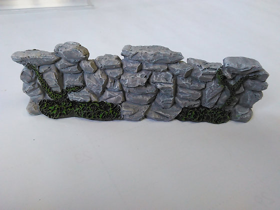 Rock Wall Miniature Fairy Garden
