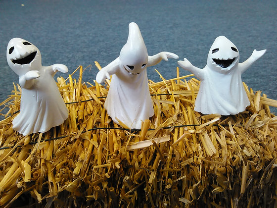 GHOSTS SET OF 3