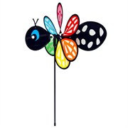 Ladybug Pin Wheel