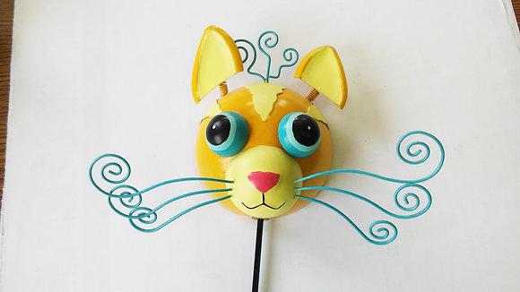ANIMAL HEAD PICK (CAT)