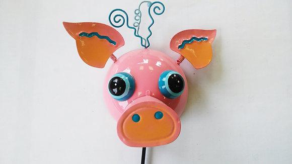 ANIMAL HEAD PICK (PIG)
