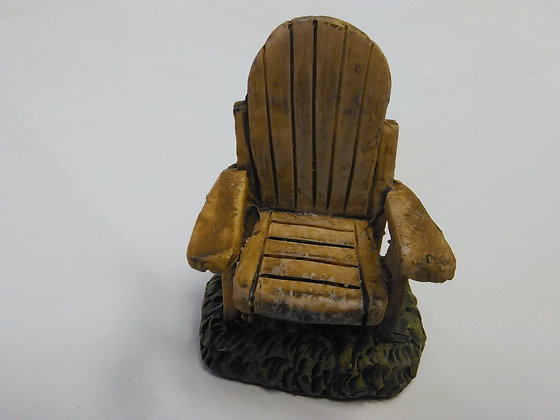 Adirondack Chair Miniature Fairy Garden