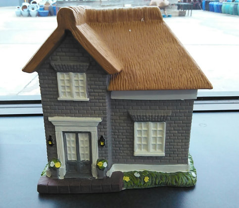 1 1/2 Story House Miniature Fairy House