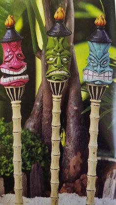 Fiddlehead Fairy TIKI TORCHES