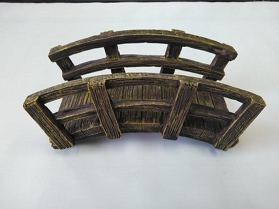 Wood Look Bridge Miniature Fairy Garden