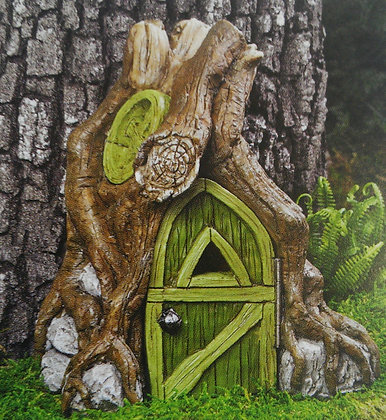 ROOT FOYER FAIRY DOOR