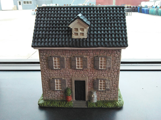 2 Story House Miniature Fairy Garden