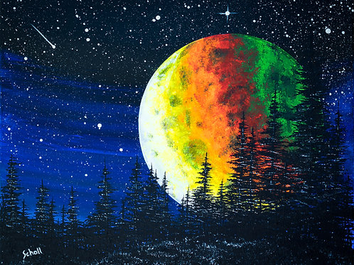 Reggae Moon