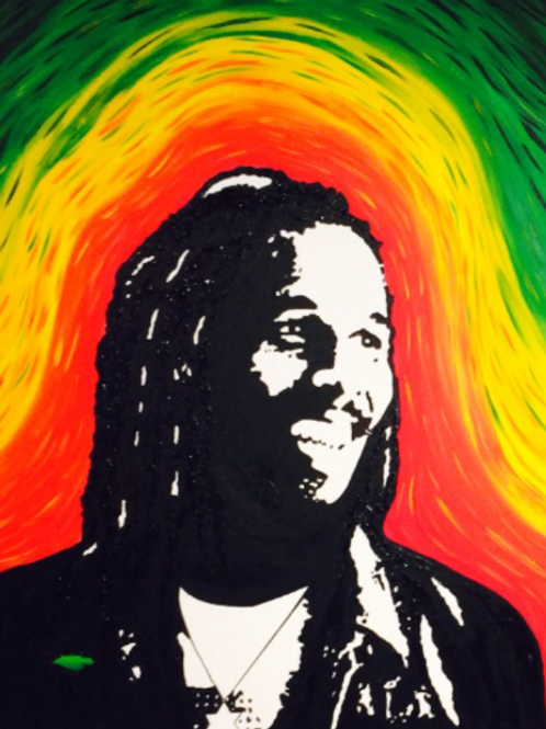 Fly Rasta (feat. Ziggy Marley)